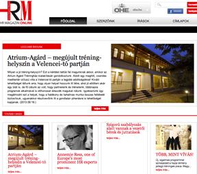 HR magazin online