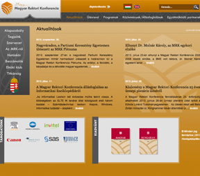 magyar rektori koferencia