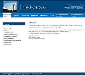 Pszichoterápia Folyóirat