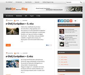 WebEye Blog