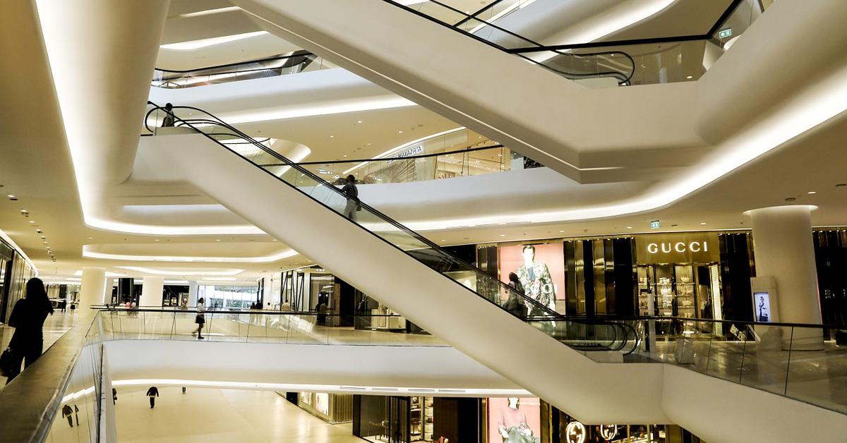 Bevásárlóközpont, webshop