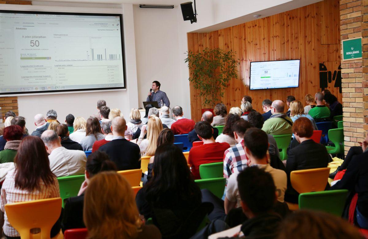 HRENKO workshop tartalommarketing előadás