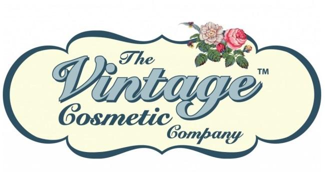 Cosmetic Company vintage logó