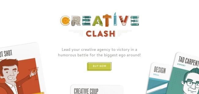 Fehér - Creative clash