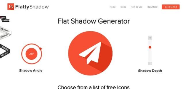 Fehér - Flat shadow generator