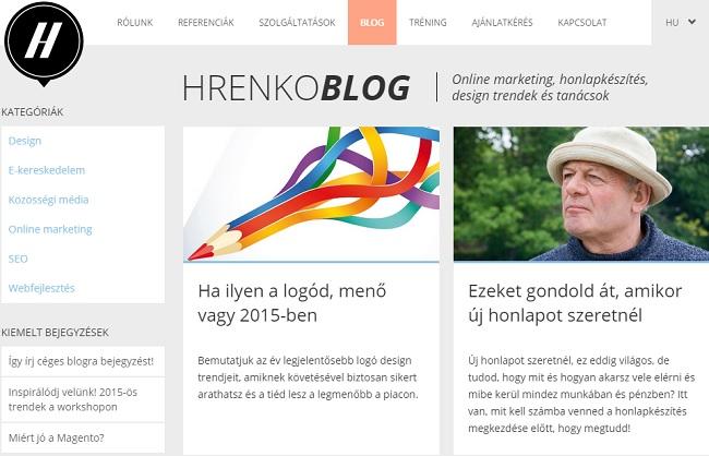 Hrenko blog - Lead generálás
