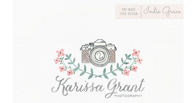 Karissa Grant vintage logó