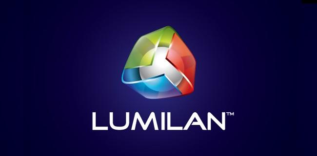 Lumilan 3D logó