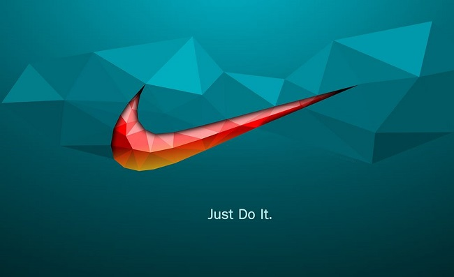 Nike sokszög logó