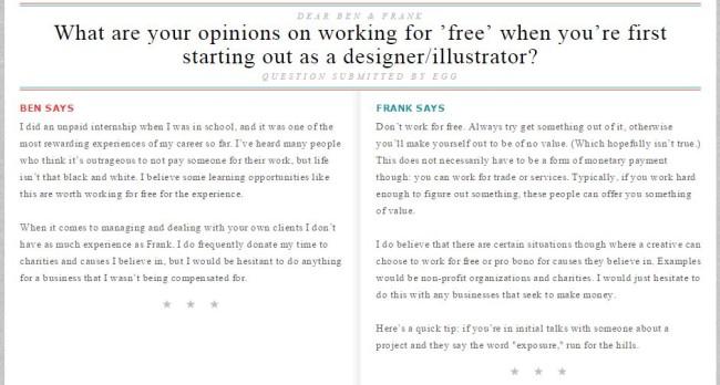 Tökéletes Webdesign - Quastionable Characters2