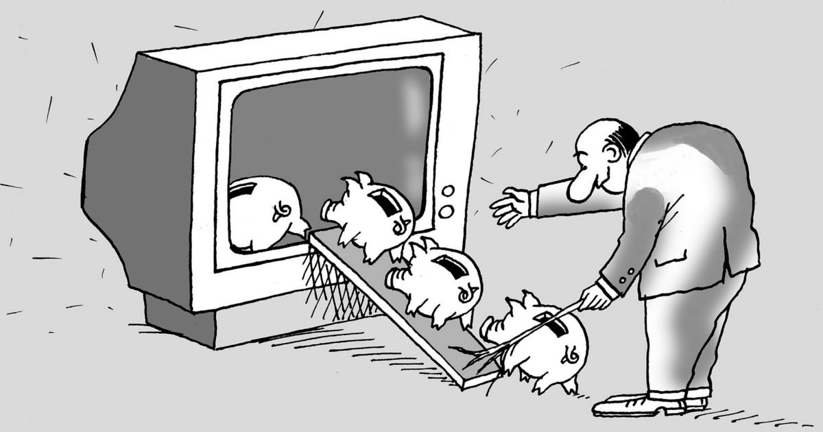 TV hirdetés