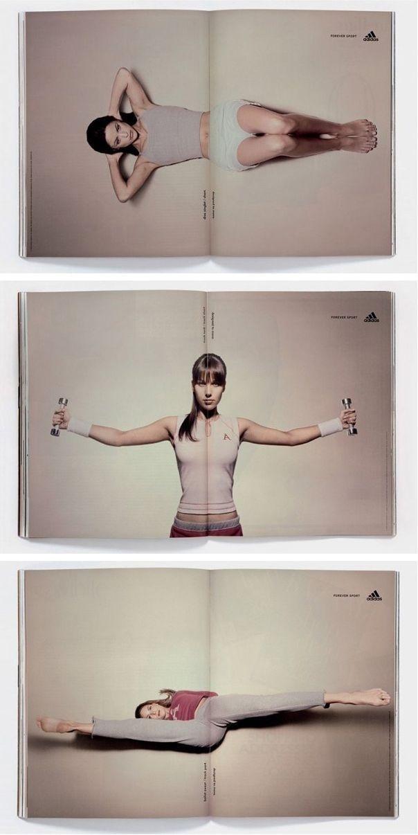 Design inspiráció adidas