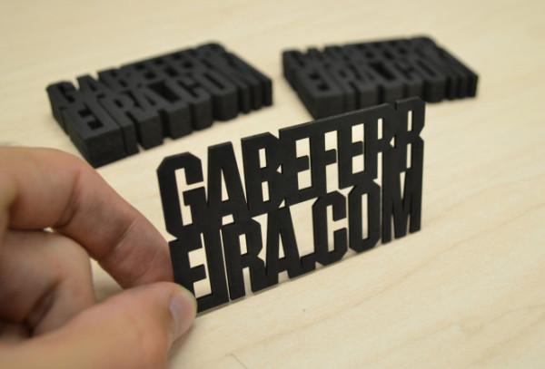 Letterpress - Cut