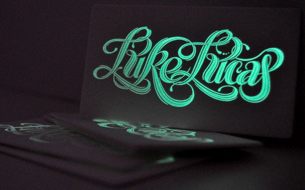 Letterpress -Glow-in-the-Dark-illuminated
