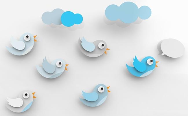 közösségi média twitter