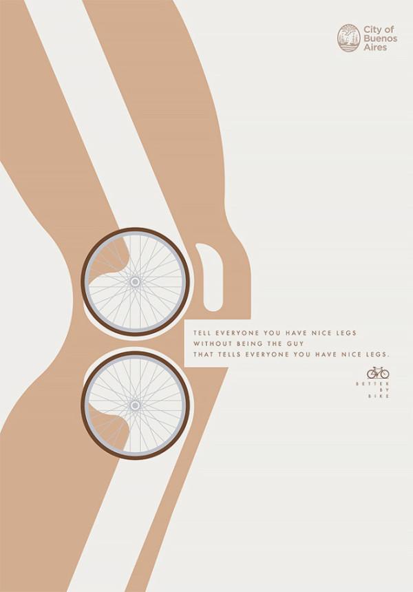 design inspiráció - kerékpár
