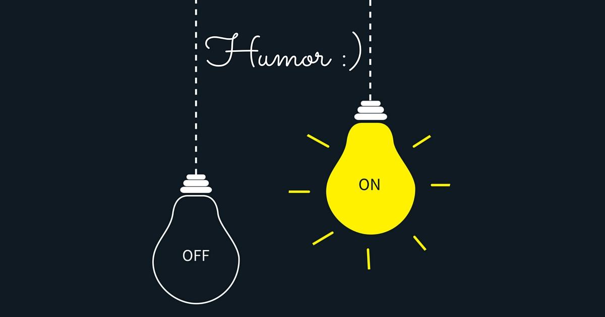 humor design tipp