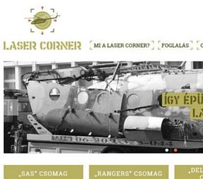 Laser Corner