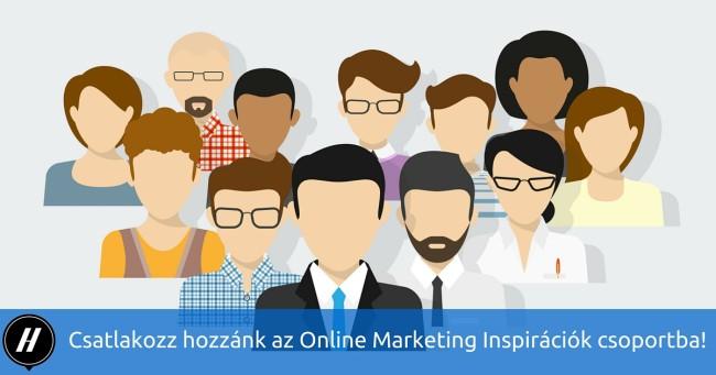 honlapkészítés online marketing inspirációk