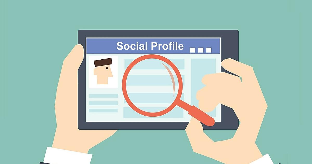 céges linkedin profil