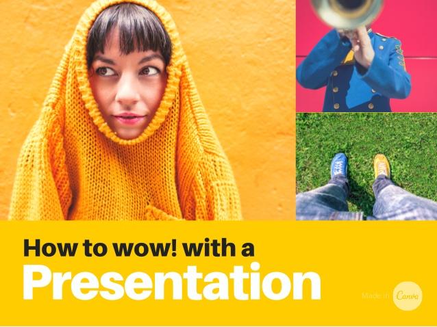 prezentáció készítés
