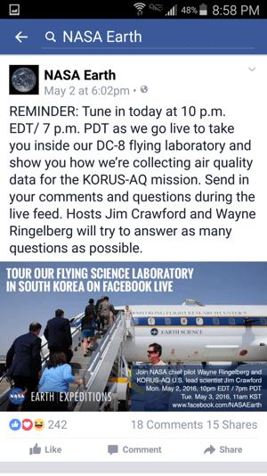 közvetíts a Facebook Live segítségével