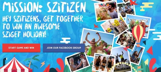 Mission:Szitizen 2016