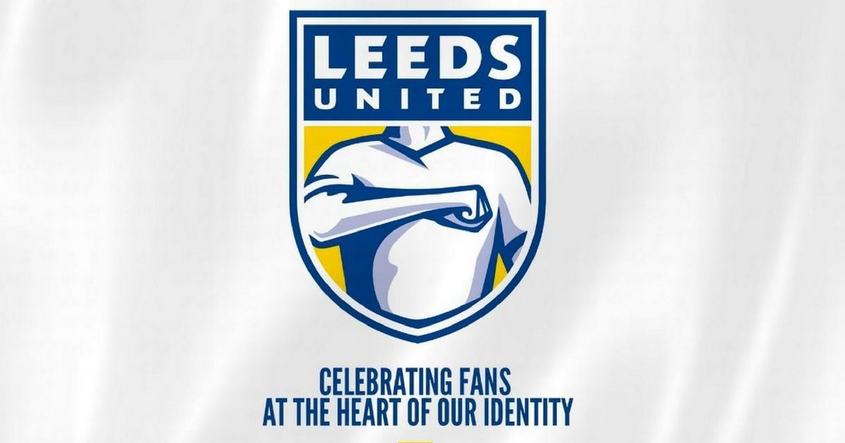 Az új Leeds címer.
