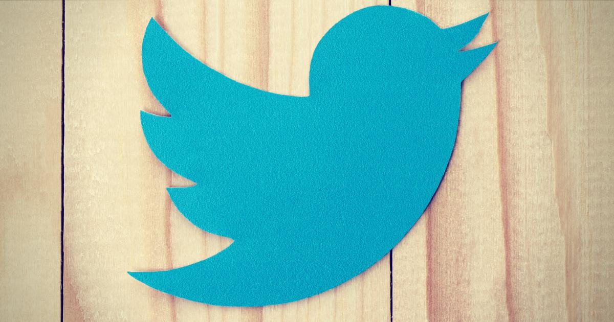 Twitter logo - illusztráció