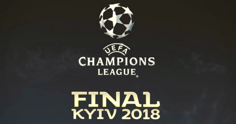 UEFA Champions League Final KYIV 2018